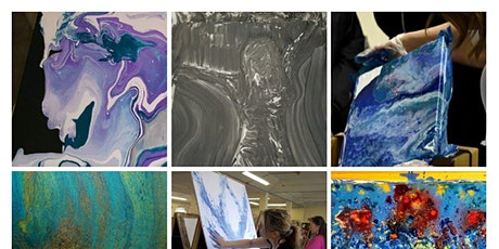 Soul Pouring: A Paint Pouring Experience  tickets