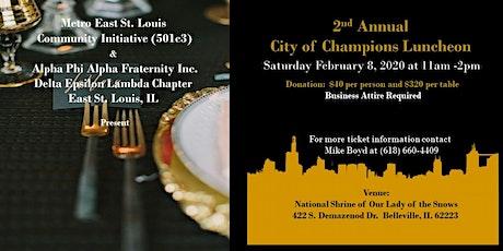 Champion City Luncheon tickets