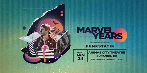 Marvel Years with special guest Funkstatik