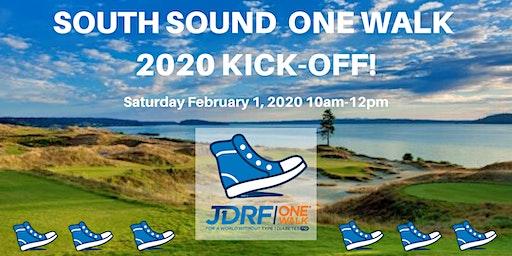 South Sound One Walk 2020 Kick Off!