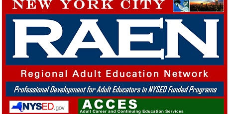 BEST Literacy Training- AEC (ADA Accessible) tickets