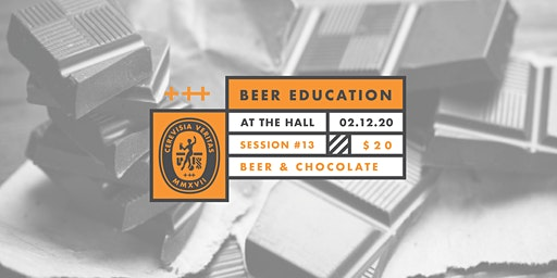Beer Education: Chocolates and Beers