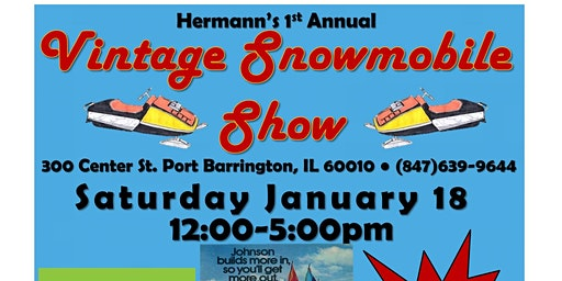 Vintage Snowmobile Show