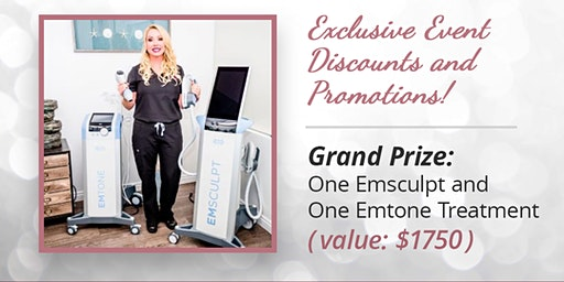 EMSCULPT® and EMTONE™ Consultation Event