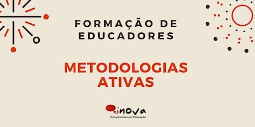 Workshop de Metodologias Ativas: Toda prática para sala de aula