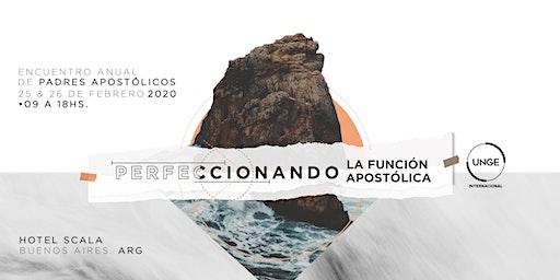 ENCUENTRO ANUAL PADRES APOSTOLICOS - ARG
