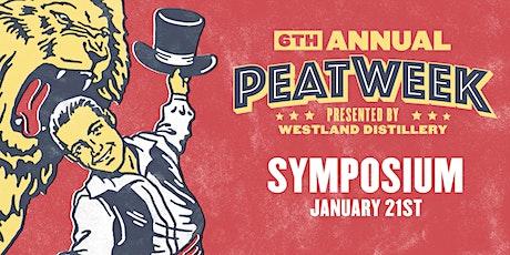 Peat Week 2020: Symposium tickets