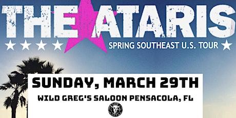 The Ataris at Wild Greg's Saloon tickets