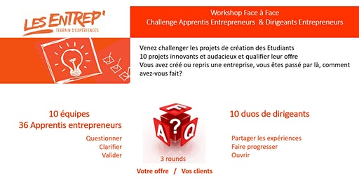 les Entrep' - Workshop FAQ