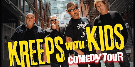 Kreeps With Kids - Comedy Tour tickets