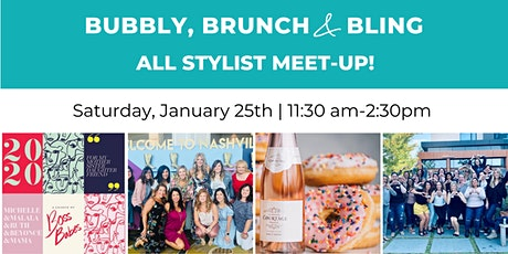 Bubbly, Brunch  &  Bling tickets