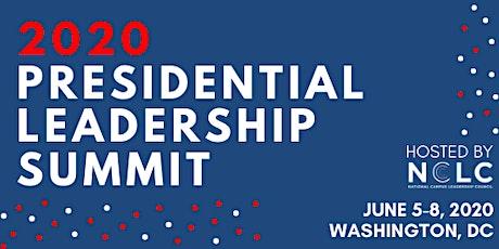 2020 Presidential Leadership Summit tickets