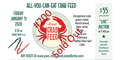 PWC All You Can Eat Crab Feed