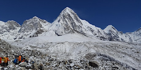 Walking the Wild:   Trek to Everest Base Camp and Beyond, with Doug Kabel tickets