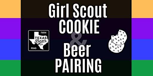 Girl Scout cookie & Beer pairing
