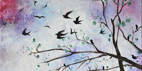 Painting and Brews - 'Birds in Flight' tickets