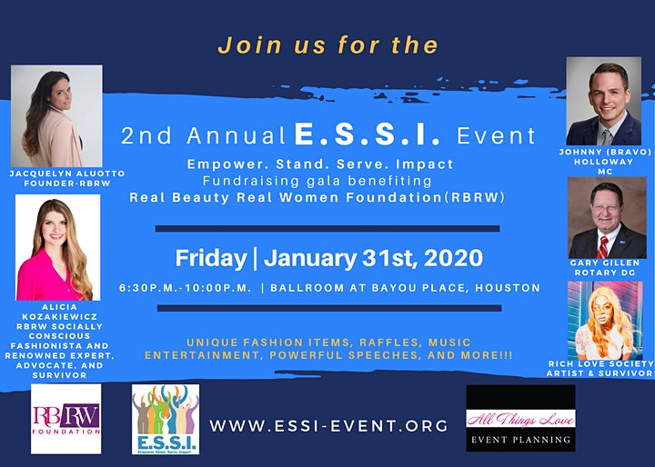 2nd annual E.S.S.I. gala benefiting RBRW Foundation image
