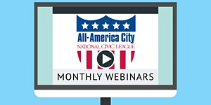 Promising Practices Webinar: Community Collaborations...