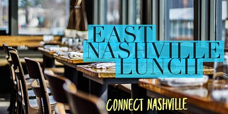 Connect East Nashville Lunch tickets