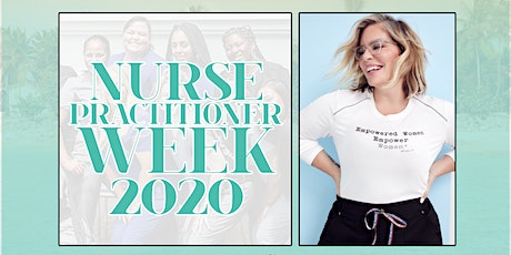 Nurse Practitioner Week 2020 tickets