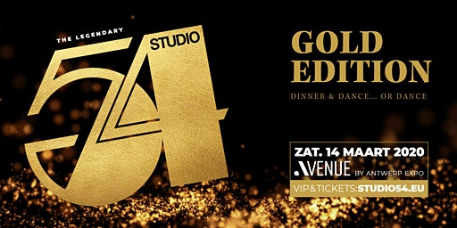 STUDIO 54 - GOLD EDITION