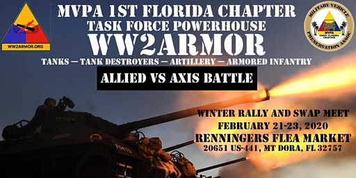 FFCMVPA Winter Rally and Swap Meet    **OPERATION COBRA**