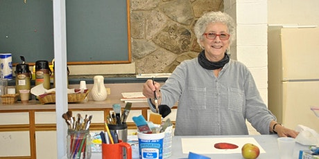 Watercolor Masters Class tickets