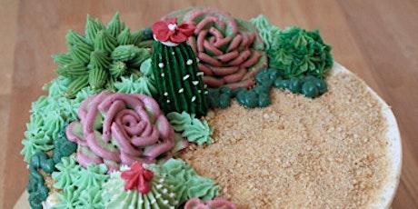 Succulent Cake Night tickets