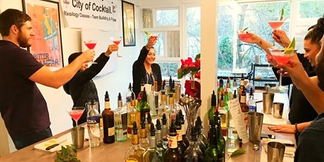 Valentines Day Mixology Workshop with City of Cocktail™ - Date Night tickets
