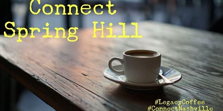 Connect Spring Hill tickets
