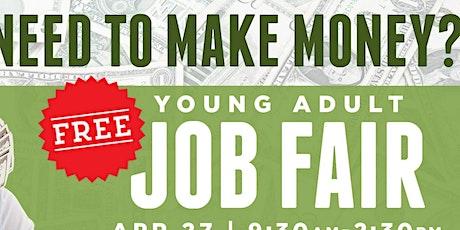 2020 Camp Pendleton Young Adult Job & Resource Fair  tickets