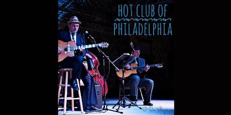 The Hot Club Of Philadelphia - Gypsy Jazz Tribute in the Django Style tickets