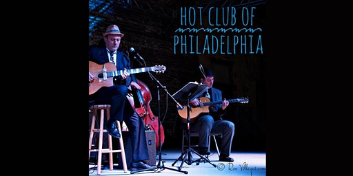 The Hot Club Of Philadelphia - Gypsy Jazz Tribute in the Django Style