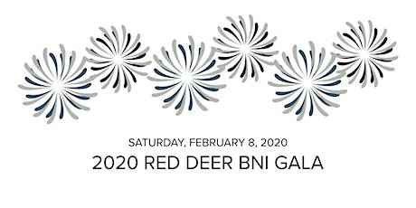 2020 Red Deer BNI Gala tickets