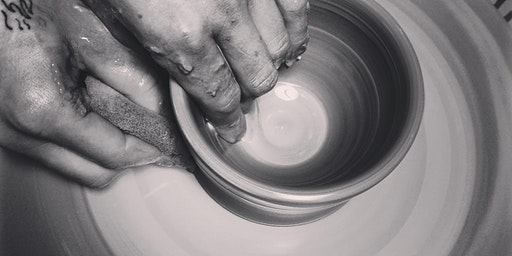 Wheel Throwing and Hand Building Pottery Class
