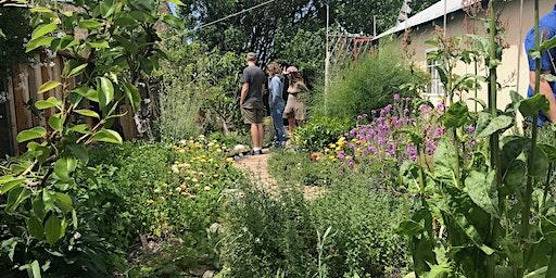Sustainable Garden Design Workshop