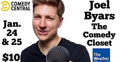 Joel Byars (Saturday show)