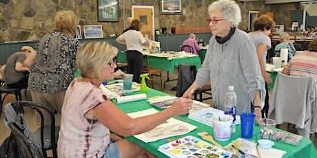 Plein Air Watercolor tickets