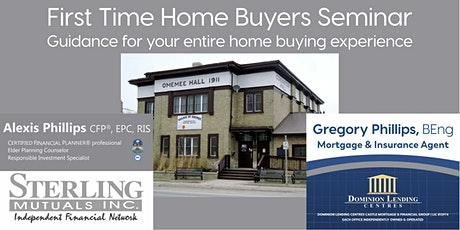 Purchasing Your First Home: A Financial How-To Seminar tickets