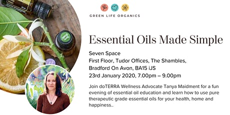 Essential Oils Made Simple tickets