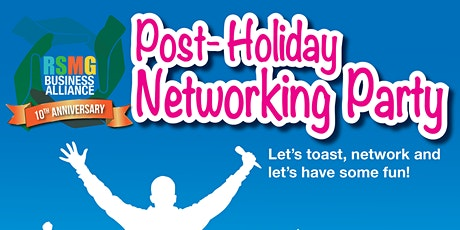 Post Holiday Networking Party tickets
