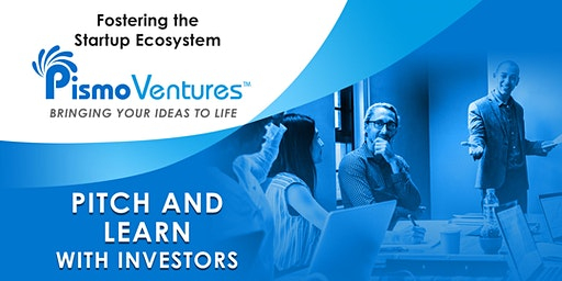 Pitch and Learn With Investors