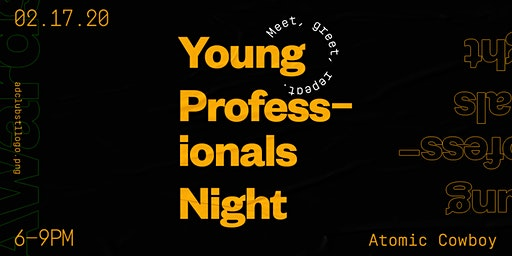2020 ADDY Week: Young Professionals Night