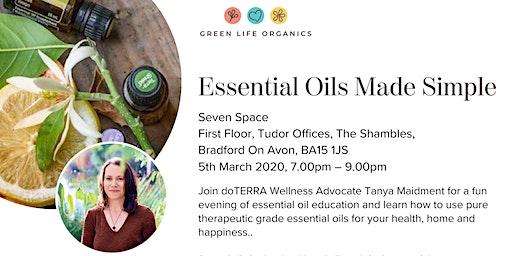 Essential Oils Made Simple