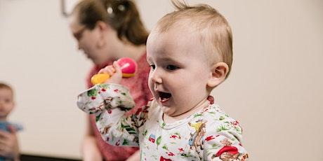 Itty-Bitty Art: Infant Music tickets