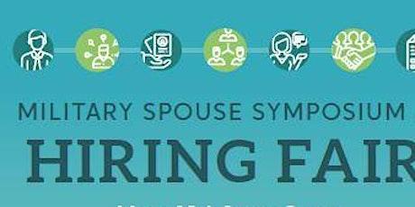 Camp Pendleton Military Spouse Symposium & Hiring Fair tickets