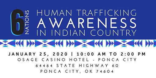 Human Trafficking Awareness in Indian Country