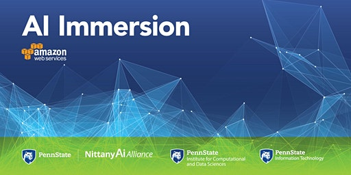 AI Immersion: Machine Learning for Research (Amazon Web Services)