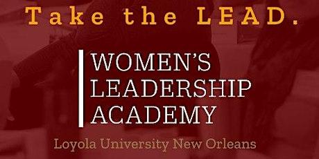 Loyola University's Women's Leadership Academy Webinar tickets
