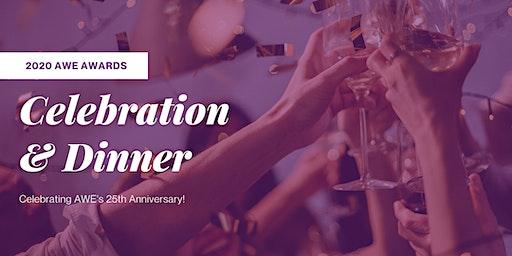 2020 AWE Awards Celebration & Dinner